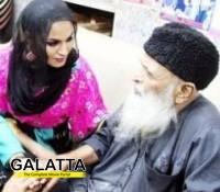Veena wishes to donate her kidney to Abdul Sattar Edhi!