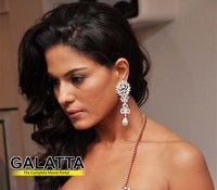 Veena Malik injured!