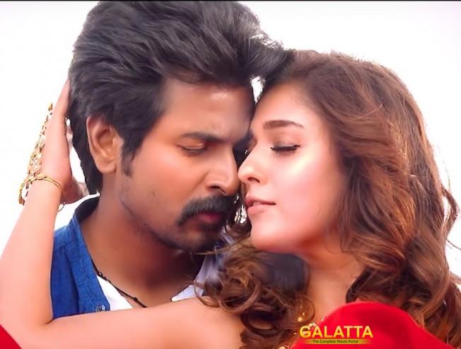 SK 13: Nayanthara starts shooting with Sivakarthikeyan