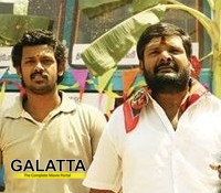 Kanja Karuppu turns producer!