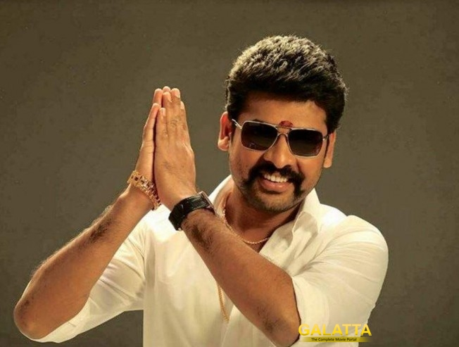 Vemal In Action Avatar In Mannar Vagaiyara From Republic Day
