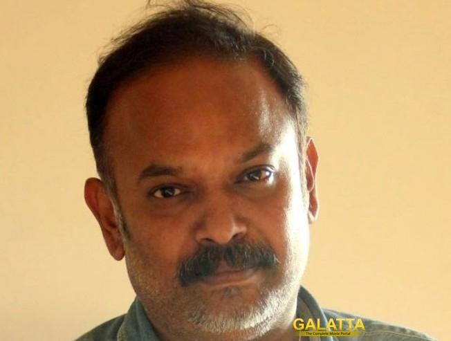 vaibhav venkat prabhu cop film title revealed