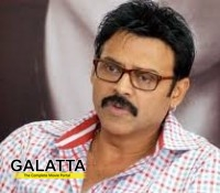 Venky visits Karunakaran at CNK sets