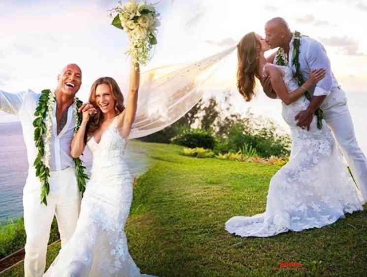 Dwayne Johnson reveals how quarantine has affected his marriage - Tamil Movie Cinema News