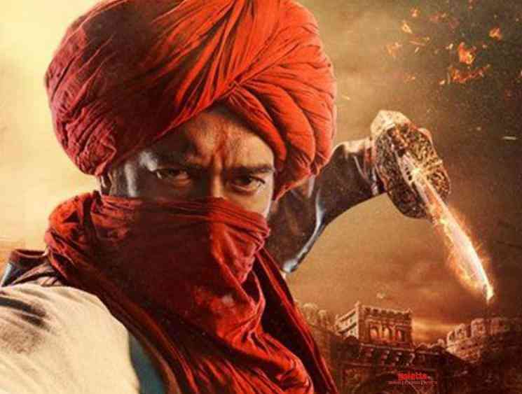 Official - Tanhaji collects 237 crores from 3 weeks - Tamil Cinema News