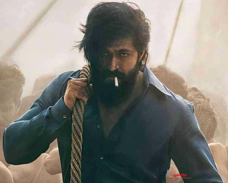 கே.ஜி.எப் 2 ஷூட்டிங் குறித்த முக்கிய தகவல் !- Tamil Movies News