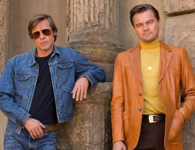 Once Upon a Time in Hollywood Official Trailer Quentin Tarantino Leonardo DiCaprio Brad Pitt Margot Robbie Kurt Russell