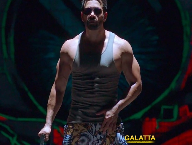 New video song from actor Bharath next titled Simba