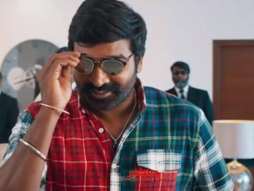 Vijay Sethupathi Telugu Teaser Vijay Sethupathi Raashi Nivetha - Tamil Movie Cinema News