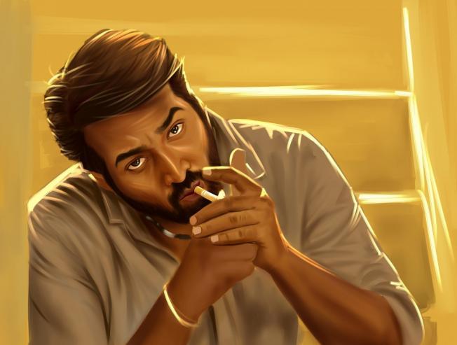 Nivetha Pethuraj Confirms Vijay Sethupathi Movie Directed By Vijay Chandar
