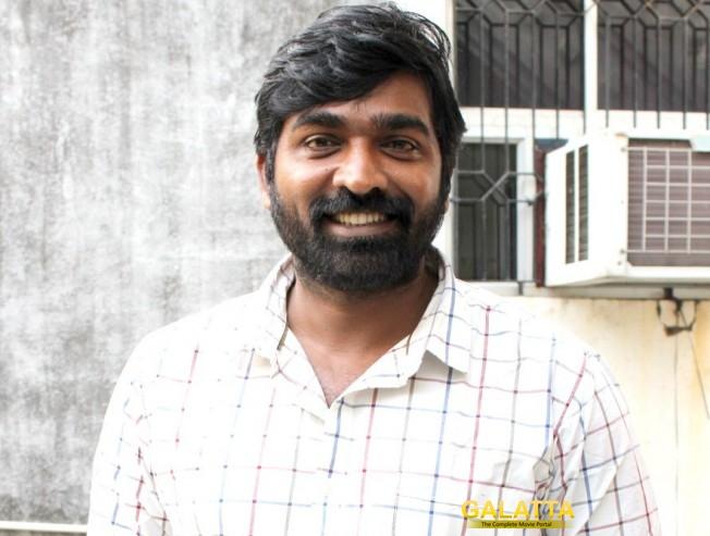 Vijay Sethupathi goes a step higher