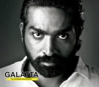 Vijay Sethupathi's next titled Sethupathi?