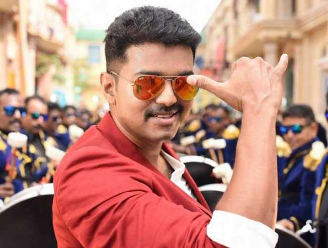 Thalapathy63 is the 6th time Sony has bagged the audio rights for a Vijay movie - Tamil Movie Cinema News