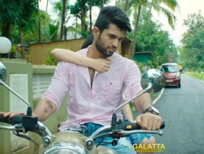 Wow I just fell in love says Vijay Deverakonda in his twitter handle