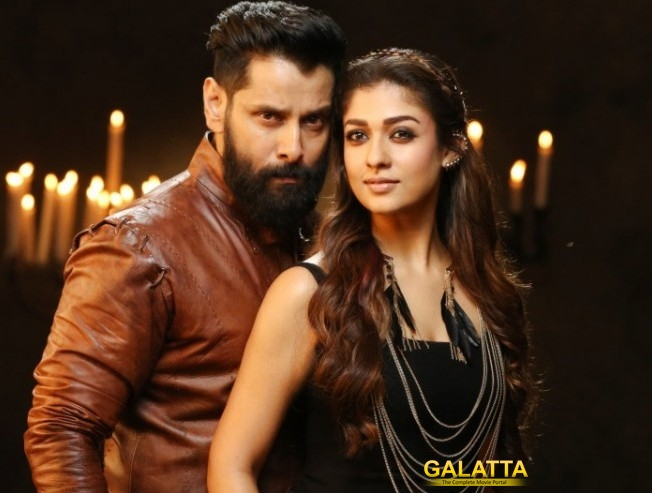 Iru Mugan screens increased