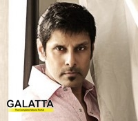 Actor Vikram is busy!