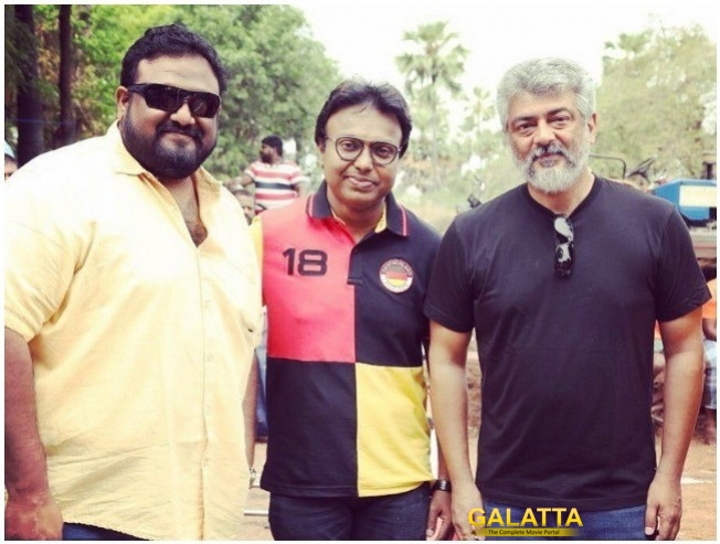 Ajith Nayanthara Viswasam team next shoot schedule details