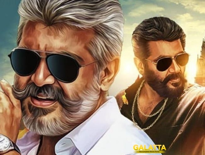 controversial director issues statement about Ajith Viswasam by Siva under KJR studios banner
