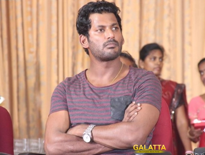 Vishal's Thupparivalan to roll in September