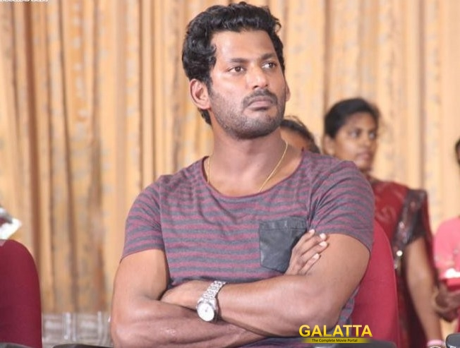 Vishal to contest in Producers Council elections