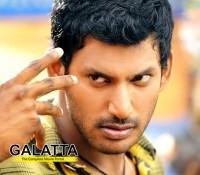 Vishal - the multi talented star!