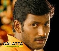 Vishal's new audio label