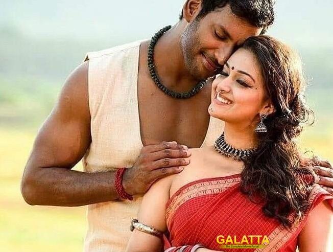Sandakozhi 2 Censor Details Run Time Release Vishal Keerthy Suresh