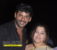 Khushbu is not co-producing Aambala
