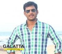 Vishal not to act in his directorial debut!