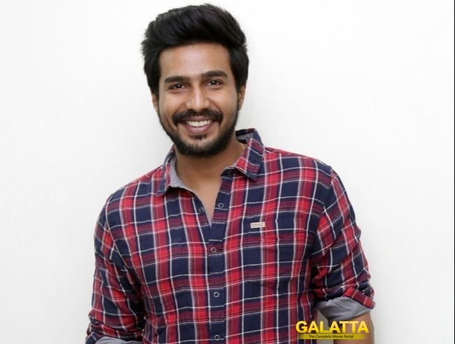 It's wrap for Vishnu's Kathanayagan