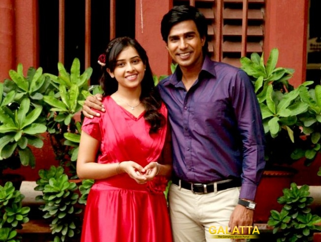 It's Sri Divya for Vishnu Vishal