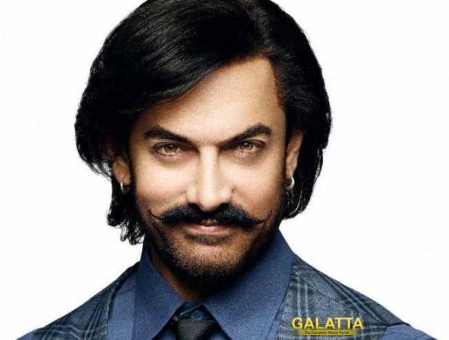 Aamir Khan's Suggestion for Rakesh Sharma biopic