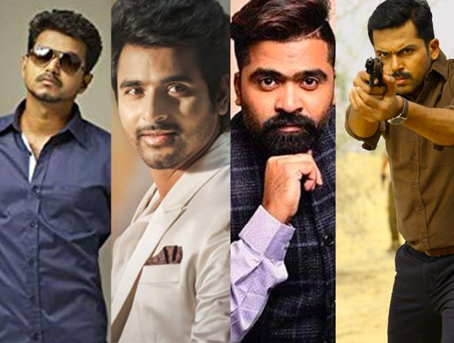 Upcoming multi starrer films in Tamil cinema with top leading heros