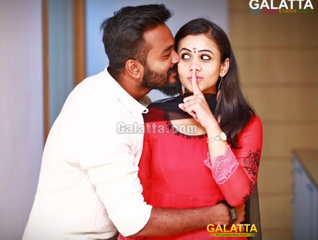 Manimegalai Hussain first Celebration after marriage