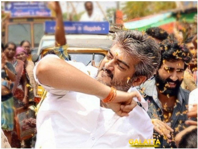 D Imman Officially Announces He Is Composer For Ajith Nayanthara Viswasam
