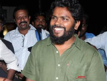 Pa Ranjith's next Tamil film title revealed - check out!
