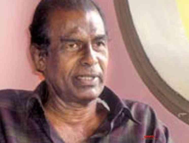 Veteran Sri Lankan actor Alexander Fernando passes away - Tamil Movie Cinema News