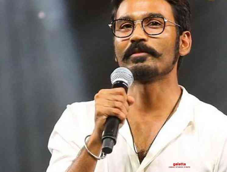 Dhanush supports Modi decision asks fans to cooperate - Tamil Movie Cinema News