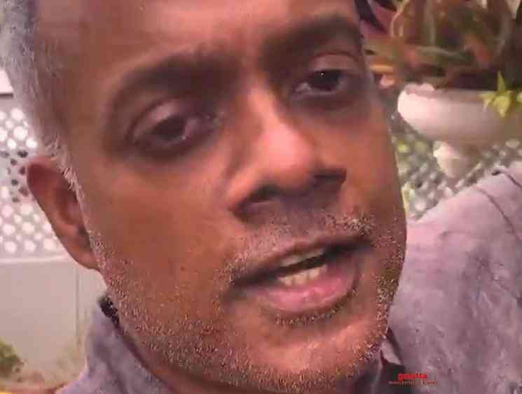 Gautham Menon sings Naan Un Joshua video - Tamil Movie Cinema News