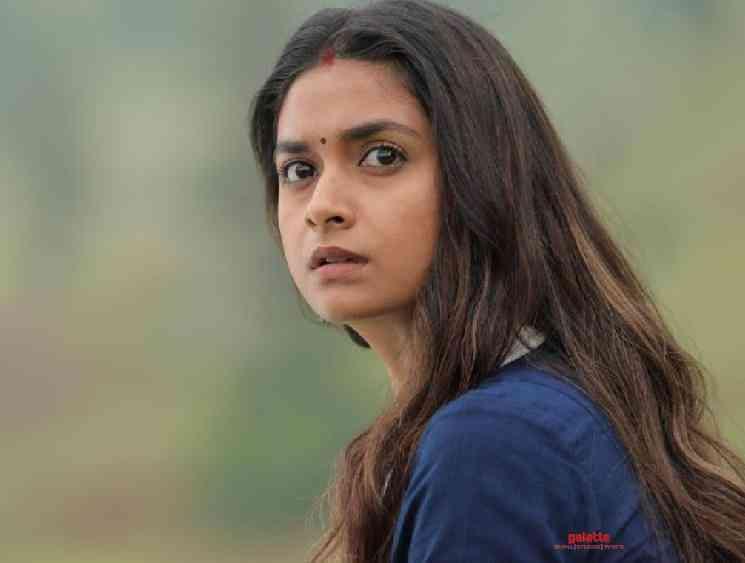 Keerthy Suresh agrees to reduce her salary due to Corona pandemic - Tamil Movie Cinema News