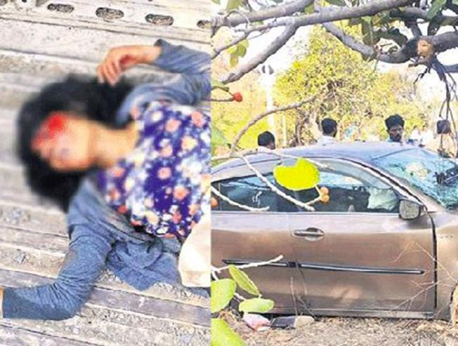 Shocking: Two actresses killed in a car accident today near Hyderabad!
