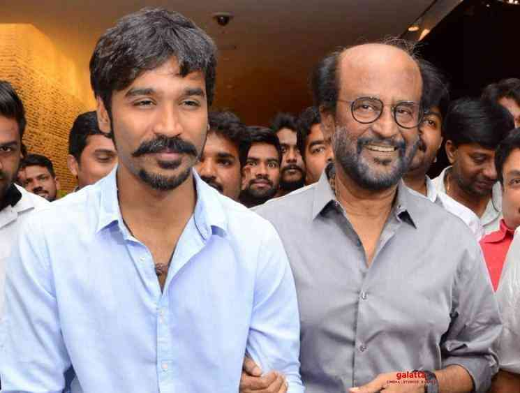 Netrikkan remake issue Dhanush phone conversation with Visu - Tamil Movie Cinema News