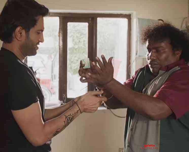 டகால்டி படத்தின் முக்கிய காட்சி வெளியீடு !- Latest Tamil Cinema News
