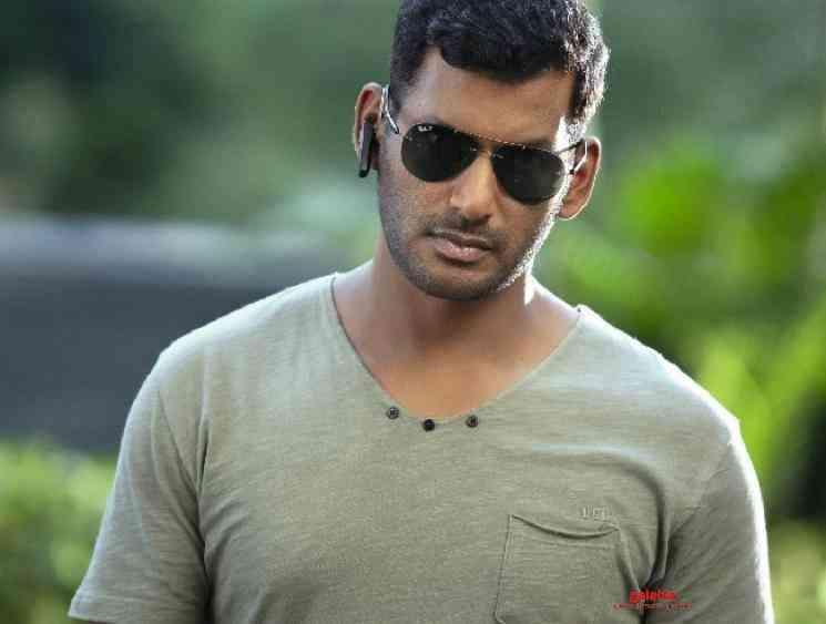 Vishal Chakra trailer to be released by Mohanlal Yash Karthi Arya - Tamil Movie Cinema News