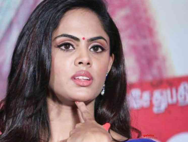 Ko fame Karthika Nair charged with close to 1 Lakh as her EB Bill - Tamil Movie Cinema News