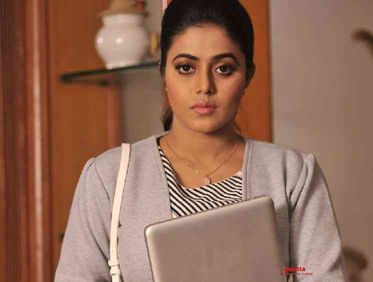 Four people arrested for allegedly threatening Shamna Kasim - Tamil Movie Cinema News