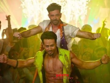 Jai Jai Shivshankar Full Song War Hrithik Roshan Tiger Shroff - Tamil Movie Cinema News