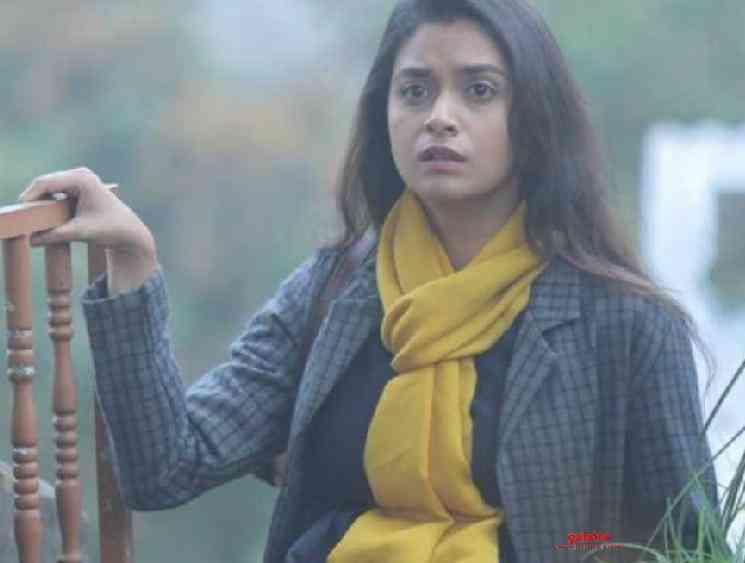 Keerthy Suresh about Penguin releasing on OTT platform - Tamil Movie Cinema News