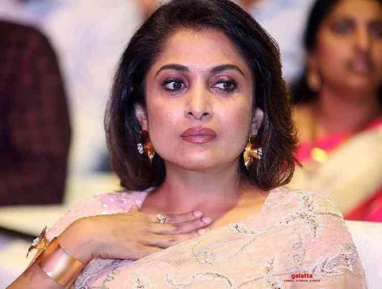 Ramya Krishnan about her film Fighter with Vijay Devarakonda - Tamil Movie Cinema News