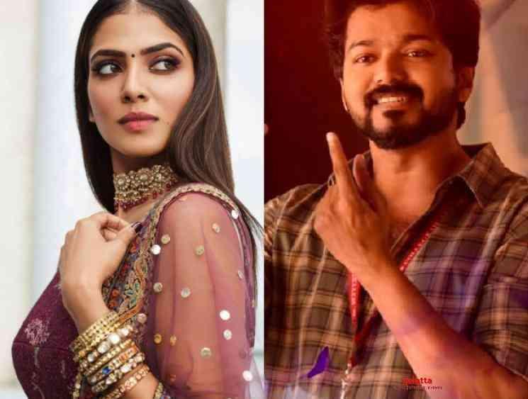 Malavika Mohanan on her experience working with VIjay in Master - Tamil Movie Cinema News